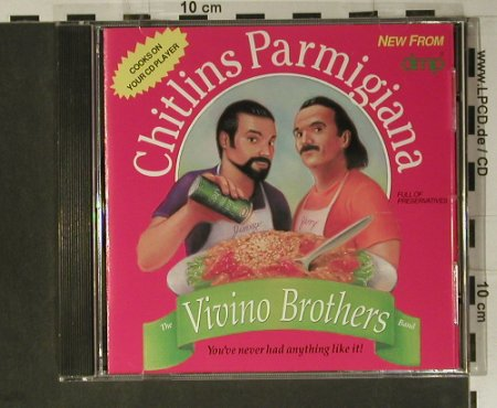 Vivino Brothers Band: Chitlins Parmigiana, DMP(), US, 1992 - CD - 98435 - 7,50 Euro
