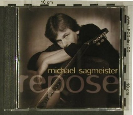 Sagmeister,Michael: Repose, Acoustic Music(), D, 2002 - CD - 98446 - 7,50 Euro