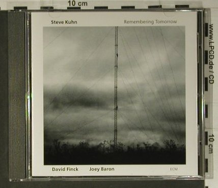 Kuhn,Steve: Remembering Tomorrow, ECM 1573(529 035-2), D, 1996 - CD - 98492 - 10,00 Euro