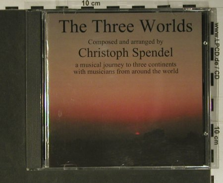 Spendel,Christoph: The Three Worlds, Konnex/WDR(KCD 5088), , 1999 - CD - 98494 - 10,00 Euro