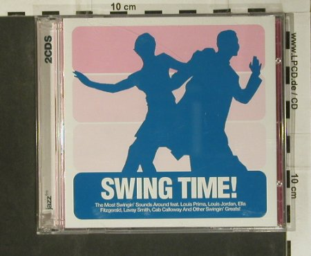 V.A.Swing Time!: New Morty Show...Ray Bryant Combo.., Jazz Fm(jazzfmcd22), EEC, 1999 - 2CD - 99033 - 5,00 Euro