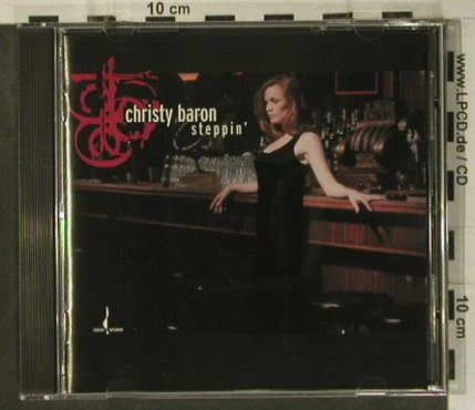 Baron,Christy: Steppin', Chesky(JD201), US, 2000 - CD - 99082 - 7,50 Euro