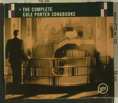 Porter,Cole: The Complete..Songbooks, BoxSet, Verve(519 828-2), D, 1993 - 3CD - 99191 - 14,00 Euro