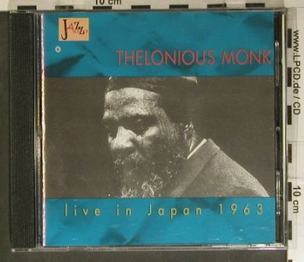 Monk,Thelonious: Live In Japan 1963, Edimedia(JAR 970-2), I, 1999 - CD - 99371 - 6,00 Euro