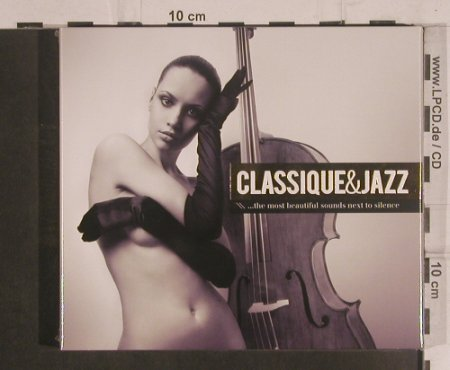 V.A.Classique & Jazz: ..the most beautiful..,Digi, FS-New, Clubstar(cls001362), EU, 2008 - 2CD - 99487 - 10,00 Euro