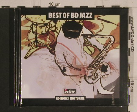 V.A.Best of BD Jazz: 20 Tr. Digi-Book, FS-New, Nocturne(BEST001), I, 2004 - CD - 99560 - 7,50 Euro