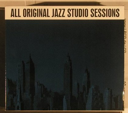 V.A.All Original Jazz: Studio Session, BoxSet, Next Music(CDS 8906-MD 886), , 2001 - 5CD - 99596 - 12,50 Euro