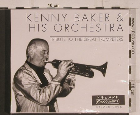 Baker,Kenny & His Orchestra: Tribute To The Grat..., FS-New, TIM(), CZ, 2001 - CD - 99709 - 5,00 Euro
