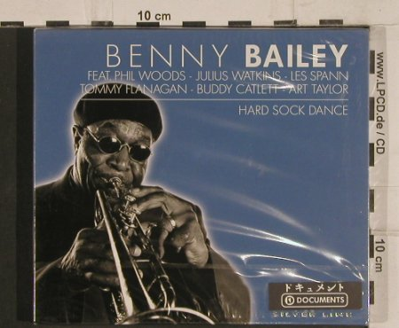 Bailey,Benny: Hard Sock Dance, Candid/Tim(), CZ, 2002 - CD - 99742 - 4,00 Euro