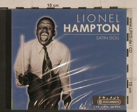 Hampton,Lionel: Satin Doll, FS-New, TIM(), CZ, 2002 - CD - 99744 - 4,00 Euro