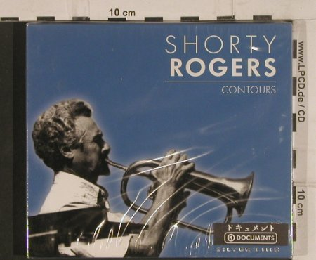 Rogers,Shorty: Contours, FS-New, TIM(), CZ, 2002 - CD - 99745 - 4,00 Euro