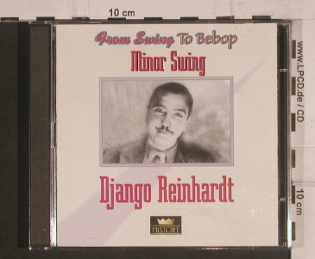 Reinhardt,Django: Minor Swing, History(20.1967-HI), ,  - 2CD - 99764 - 5,00 Euro