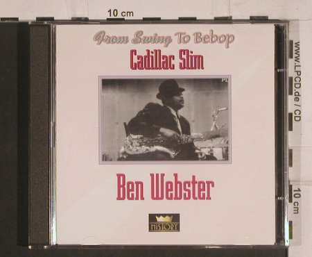 Webster,Ben: Cadillac Slim, History(20.1964-HI), ,  - 2CD - 99771 - 5,00 Euro