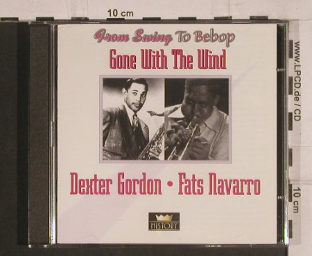 Gordon,Dexter / Fats Navarro: Gone with the wind, History(20.1977-HI), ,  - 2CD - 99773 - 5,00 Euro