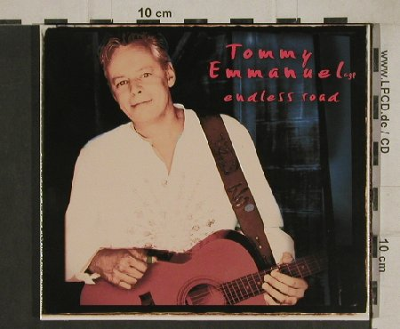 Emmanuel,Tommy: Endless Road, Digi, Favored Nations(FNA5070-2), , 2004 - CD - 80494 - 7,50 Euro