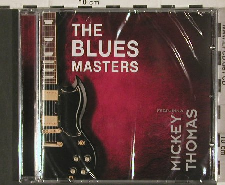 Blues Masters: Same, f.Mickey Thomas, FS-New, Hypertension(HYP11277), EU, 2011 - CD - 80884 - 7,50 Euro