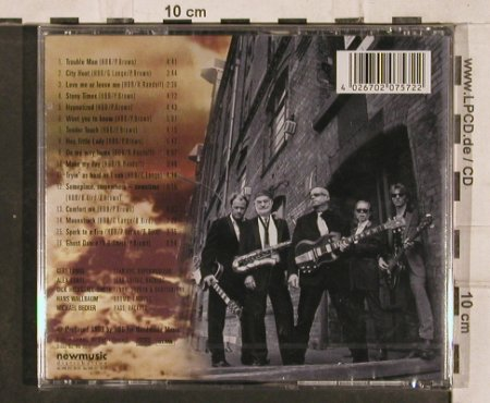 Hamburg Blues Band: Rollin', FS-New, Handmade(), D, 1999 - CD - 83127 - 15,00 Euro