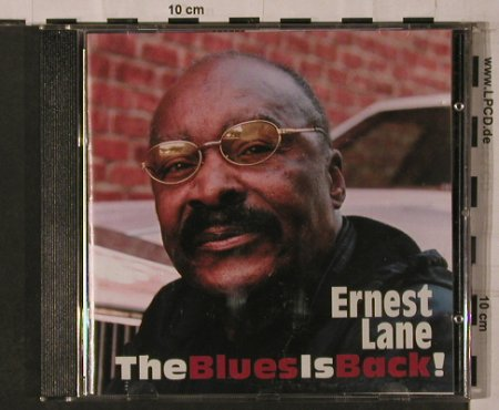 Lane,Ernest: The Blues is Back, Acoustic Music(), D, 2004 - CD - 84283 - 10,00 Euro