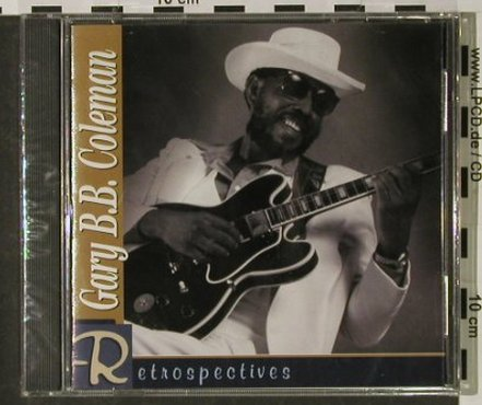 Coleman,Gary B.B.: Retrospectives, FS-New, Ichiban(1514-2), US, 1988 - CD - 92875 - 6,00 Euro