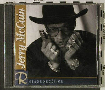 Mc Cain,Jerry: Retrospectives, FS-New, Ichiban(1516-2), US, 1998 - CD - 92877 - 6,00 Euro