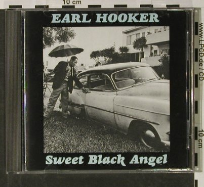Hooker,Earl: Sweet Black Angel, One Way(22120), US, 1970 - CD - 92889 - 10,00 Euro
