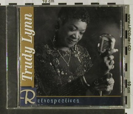 Lynn,Trudy: Retrospectives, FS-New, Ichiban(ICH 1515-2), US, 1998 - CD - 92907 - 6,00 Euro