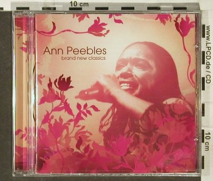 Peebles,Ann: Brand New Classics, FS-New, Track Record(), UK, 2006 - CD - 94076 - 7,50 Euro