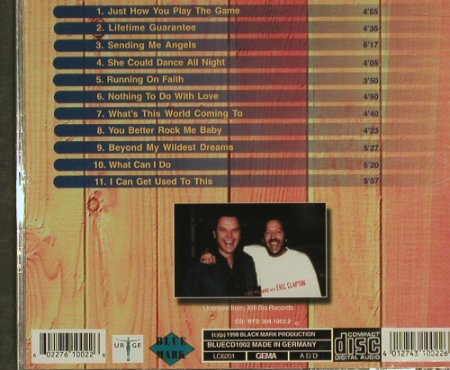 Williams,Jerry Lynn: Peacemaker, FS-New, Black Mark(1002), D, 1998 - CD - 94475 - 10,00 Euro
