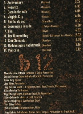 Naßler & Schneider: Plan B, Digi, FS-New, Acoustic Music(319.1356.2), D, 2005 - CD - 94889 - 10,00 Euro
