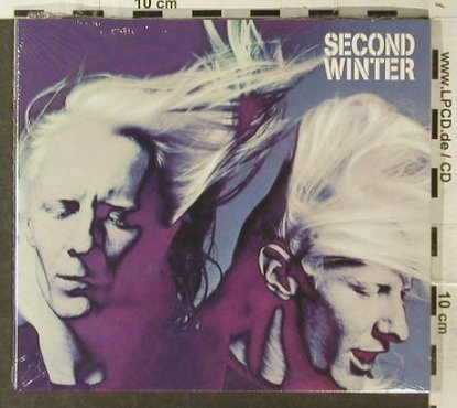Winter,Johnny: Second Winter, Digi, FS-New, Repertoire(REPUK 1090), D, 2007 - CD - 95418 - 11,50 Euro