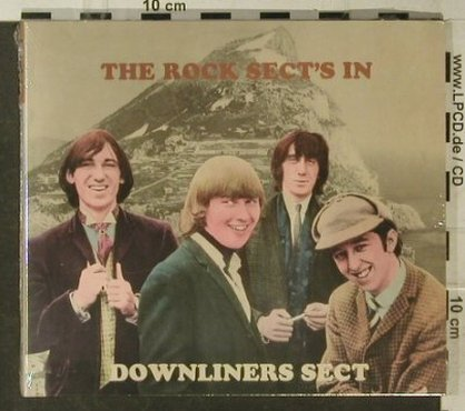Downliners Sect: The Rock Sect's In, Digi, FS-New, Repertoire(REP 5037), D, 2005 - CD - 95699 - 9,00 Euro