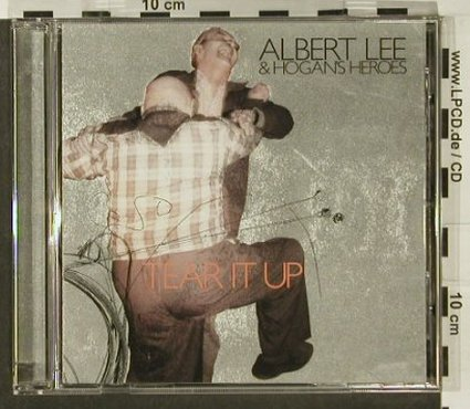 Lee,Albert & Hogan's Heroes: Tear It Up, Heroic(), , 2002 - CD - 97126 - 10,00 Euro