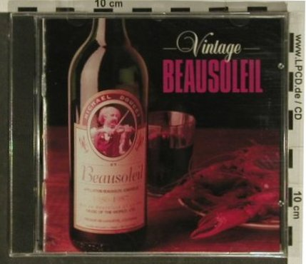 Vintage Beausoleil: Same, FS-New ( Cajun ), Music o.W.(CDC-213), US, 1995 - CD - 97432 - 10,00 Euro