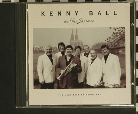 Ball,Kenny and the Jazzmen: The Very Best Of, Timeless(TTD 598), NL, 1995 - CD - 97557 - 7,50 Euro