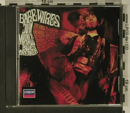 Mayall,John & Bluesbreakers: Bare Wires, Rebound(314 520 206-2), US, 1994 - CD - 97813 - 7,50 Euro