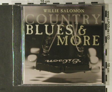 Salomon,Willie: Country Blues & More, FS-New, Acoustic Music(319.1344.2), D, 2004 - CD - 98242 - 10,00 Euro