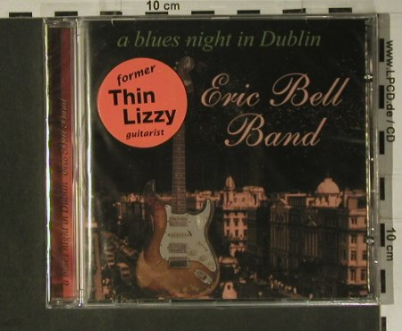Bell Band,Eric: A Blues Night in Dublin, FS-New, Voiceprint(VP247CD), UK, 2002 - CD - 98532 - 10,00 Euro