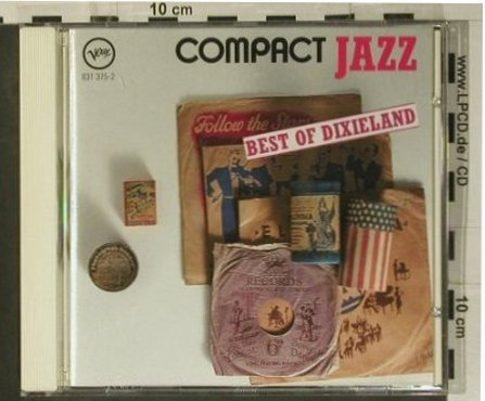 V.A.The Best of Dixieland: Kid Ory..Humphrey Lyttelton, Verve(), D,  - CD - 99024 - 5,00 Euro