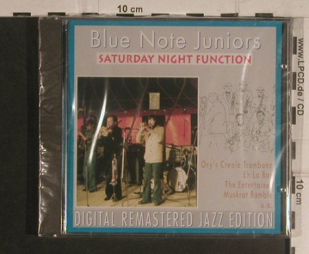 Blue Note Juniors: Saturday Night Function, FS-New, Pastels(), , 1995 - CD - 99585 - 4,00 Euro