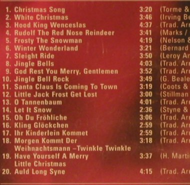 Baker,Kenny & his Half Dozen: Dixie Christmas, FS-New, Pastels(), , 1997 - CD - 99738 - 3,00 Euro