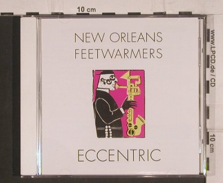 New Orleans Feetwarmers: Eccentric, Starfish Music(00402-6), D,  - CD - 99781 - 10,00 Euro