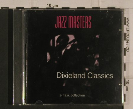 V.A.Dixieland Classics: Chris Barber /Max Collie's Aces, efsa Coll.(), FS-New, 1997 - CD - 99834 - 3,00 Euro
