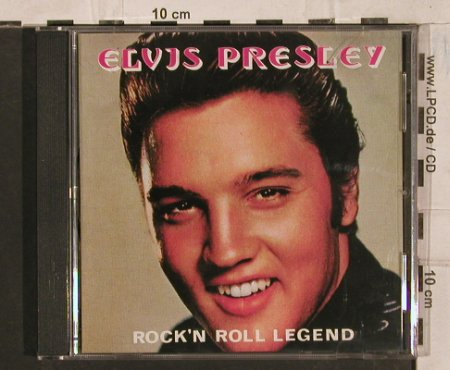 Presley,Elvis: R'n'R Legend, World Star(WSC 99015), , 1989 - CD - 83691 - 5,00 Euro