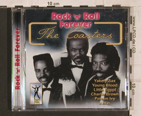 Coasters: Rock 'n' Roll Forever, 11Tr., Saar(), , 2002 - CD - 83816 - 6,00 Euro