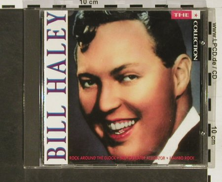 Haley,Bill: The Collection, 16 Tr., MCA(MCD 17753), D, 1991 - CD - 83830 - 6,00 Euro