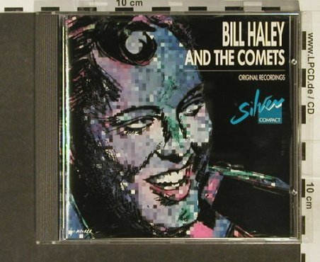 Haley,Bill: Same, Flash Back Laser(FBL 0906), D,  - CD - 83832 - 5,00 Euro