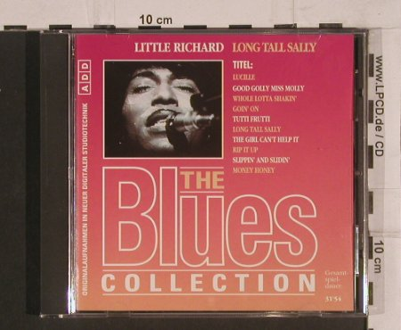 Little Richard: Long Tall Sally, Orbis 12(BLU GNC 012), EU, 1994 - CD - 83839 - 5,00 Euro