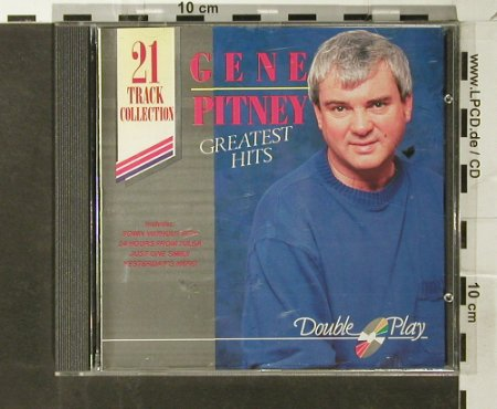 Pitney,Gene: Greatest Hits. 21 Tr., Tring/Mcps(), EEC,  - CD - 83840 - 7,50 Euro