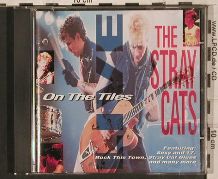 Stray Cats: On the Tiles, vg+/m-, Hallmark(), UK, 1996 - CD - 83849 - 7,50 Euro