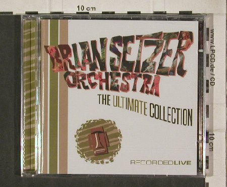 Setzer Orchestra,Brian: The Ultimate Collection Rec.Live, Surfdog(), EU, FS-new, 04 - 2CD - 90453 - 12,50 Euro